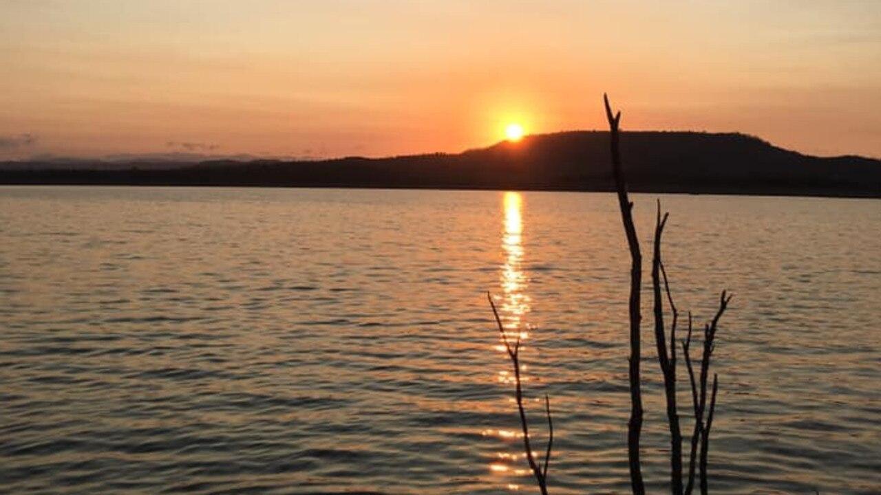 Jacqueline Colyer Sunrise on Callide Dam