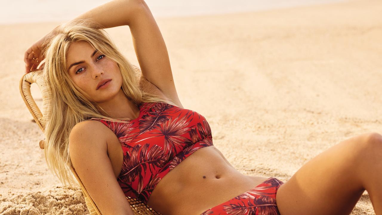 An iconic Australian bikini brand that has 44 stores across Australia has collapsed, citing the coronavirus pandemic as the reason. Picture: Nicole Bentley