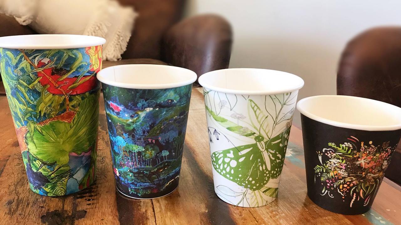 Remedy Cafe Bio Cups