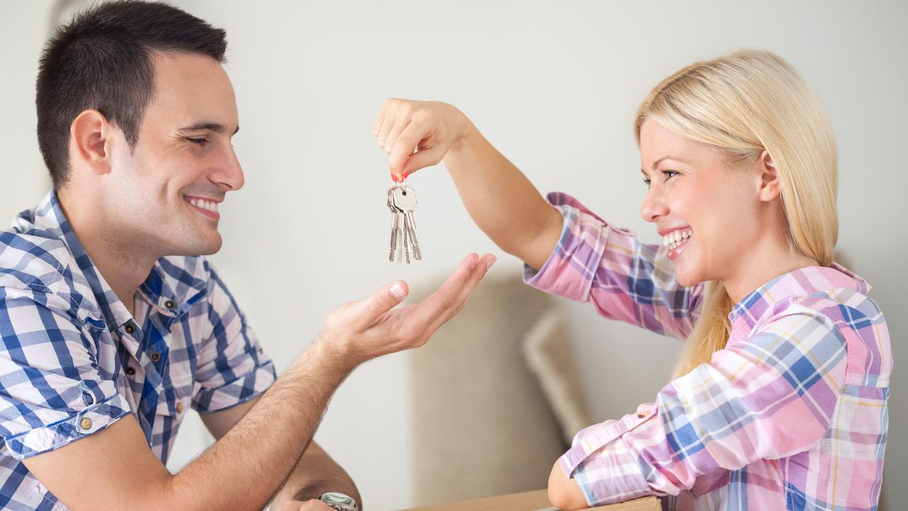 Home loan interest rates have fallen below two per cent. Picture: iStock