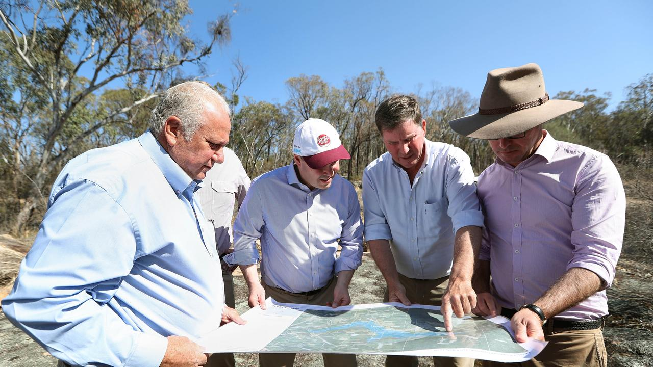 """COUNCIL BACKING: Emu Swamp Dam is set to have the complete backing of the Southern Downs Regional Council, giving proponent Granite Belt Irrigation Project a """"whole-of-government"""" approach."""