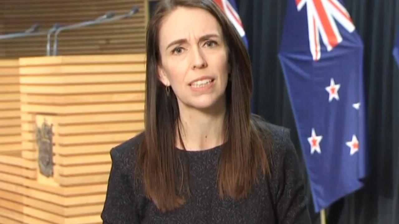 Jacinda Ardern on The AM Show this morning. Picture: Newshub