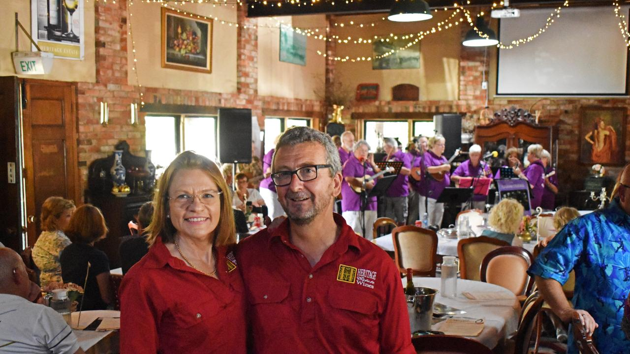 TOURISM ON THE RISE: Heritage Estate Wines are preparing for their second major tourism events after coronavirus restrictions shut the cellar door down.