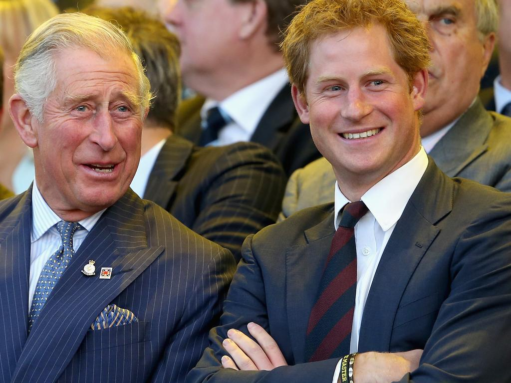 "Prince Harry reportedly has ""overwhelming guilt"" over the fact he was not in Britain as his father battled coronavirus. Picture: Getty Images"