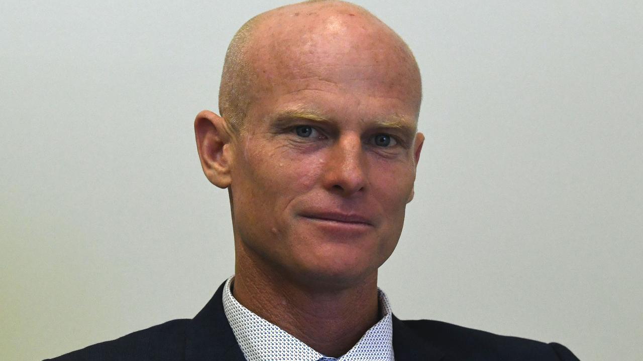 Gympie Region Mayor Glen Hartwig