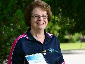 Ann Bell of Brassall has received a Life Membership