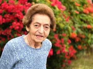 Rita George's colourful bouganvillea in South