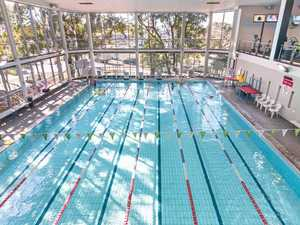 Man drowns at gym