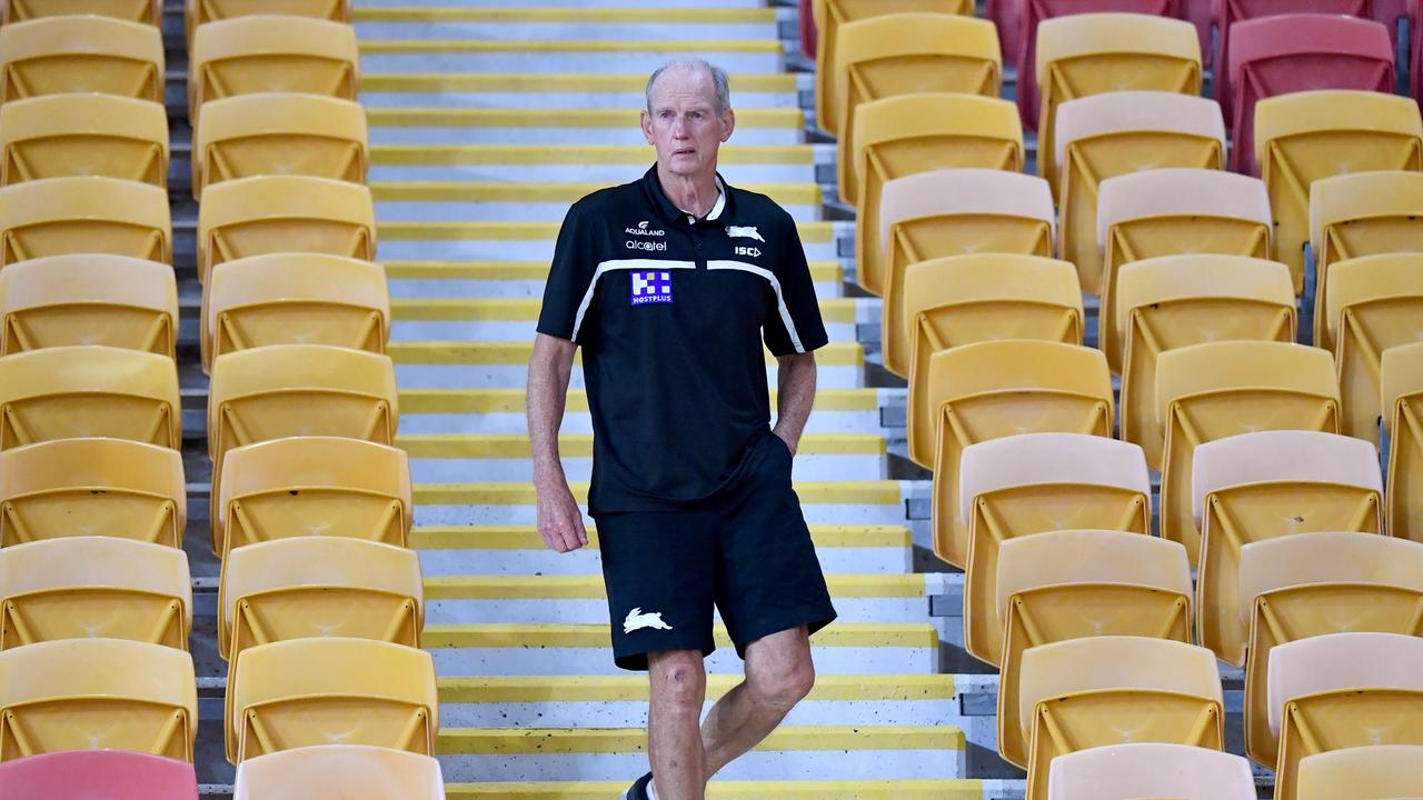 Wayne Bennett wanted to stay silent as the Broncos bumbled their way through 2020, but constant jibes from the club over his tenure has forced his hand.