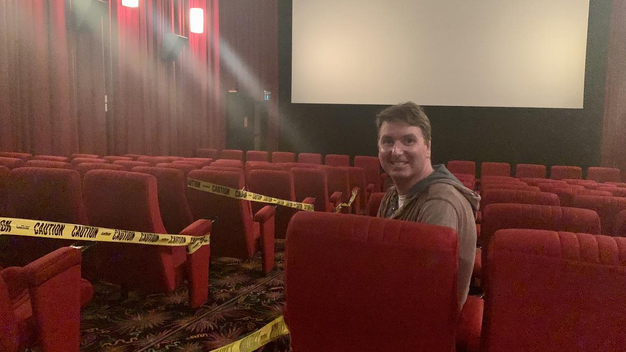 Ballina Fair Cinemas co-owner Paul McGrath said the cinemas are ready to welcome customers from Thursday.