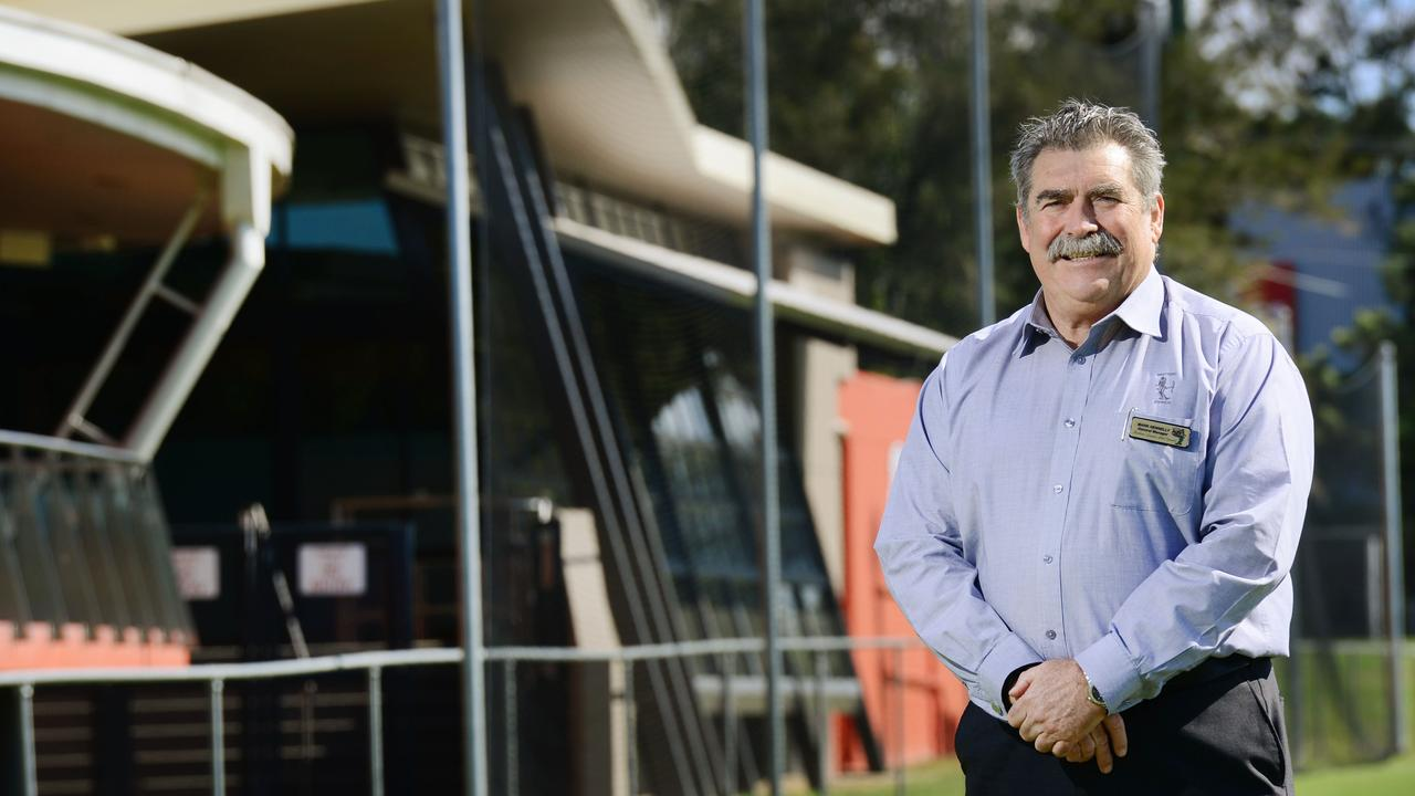 Long-serving Brothers Leagues Club general manager Mark Hennelly is one of the city's most respected officials. Picture: David Nielsen