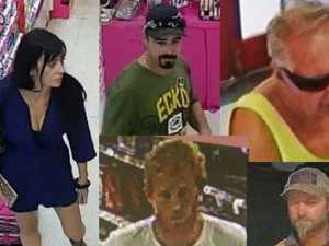 19 people wanted for questioning over Gympie crimes