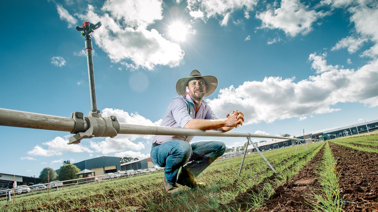 University of Southern Queensland irrigation researcher Michael Scobie has returned to Australia after a stint in Michigan.