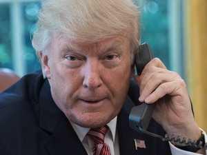 Trump's 'sadistic' calls to ScoMo exposed
