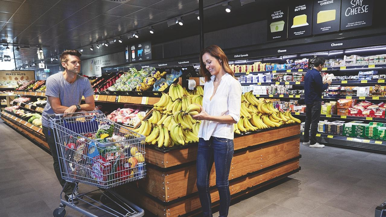 NEW LOOK: Aldi's new look concept store. Picture: Supplied.