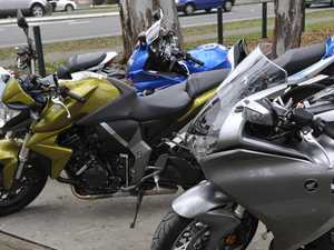 'Confused' motorcyclist loses licence and cops fine