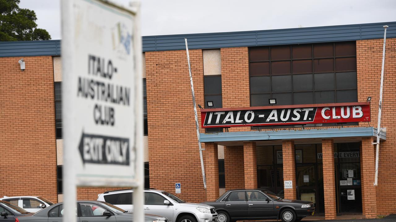 The Italo-Aus Club in North Lismore.