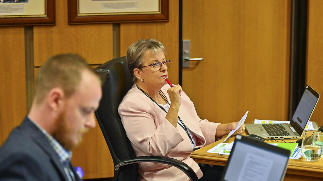 Division 4 councillor Kate Kunzelmann voiced her concern about the discretionary funds but said the new policy adopted by council today was a positive step forward. Picture: Cordell Richardson