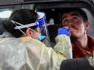 928 in virus hotspots refuse test