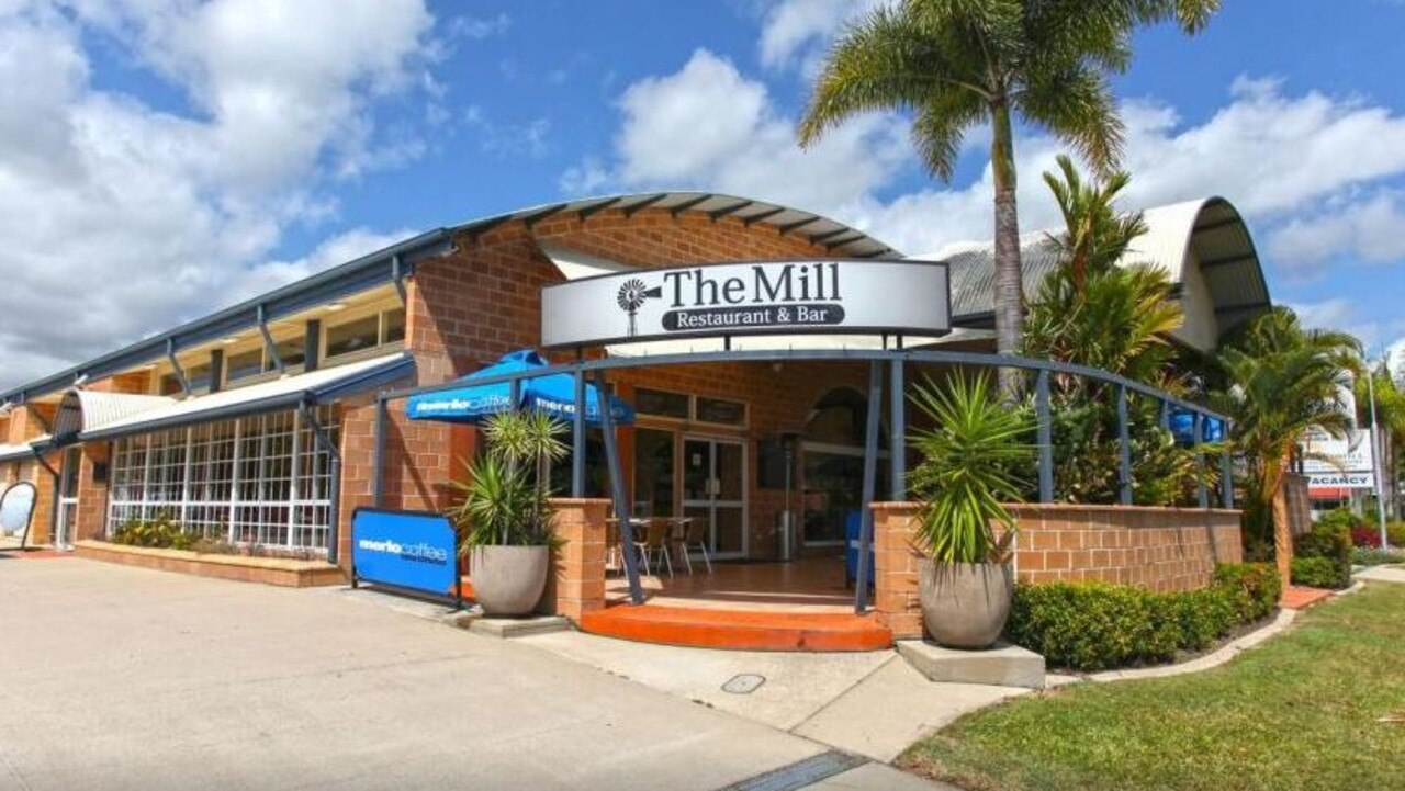 The Windmill Motel