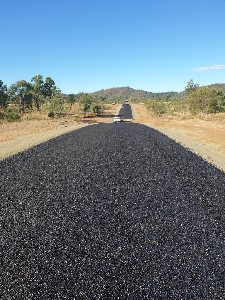Rockhampton Regional Council says Aremby Road upgrades are now complete.