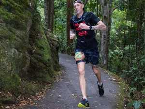 'Mind-blowing' marathon runner's midnight challenge