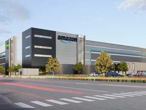 First look at Australia's mega Amazon warehouse