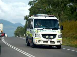 Man dies in two vehicle crash west of Toowoomba