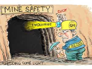 Harry Bruce's take on new mining report