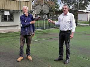 Boost for Broadwater with tennis court upgrade