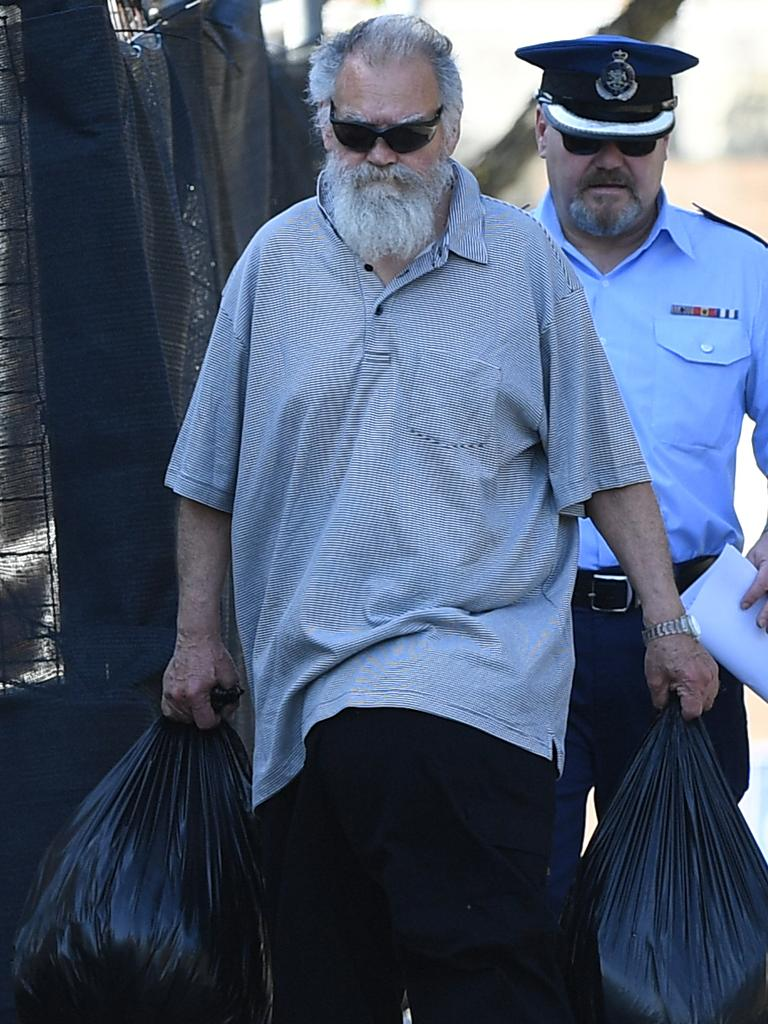 Samantha Knight's killer Michael Guider is one of the criminals who are being monitored via this new system. Picture: AAP Image/Joel Carrett
