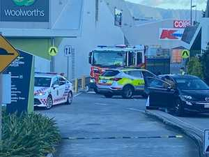 Elderly man dies after being hit in shopping centre carpark
