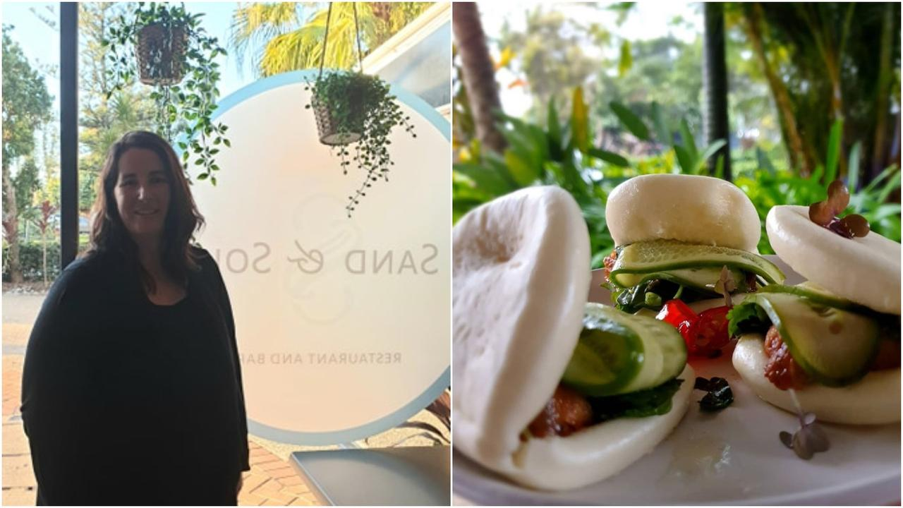 NEW RESTAURANT: A new restaurant, Sand and Sol Restaurant and Bar, is opening at Dicky Beach on July 1, inspired by the beach and sol (the Spanish word for Sun). Photos: Contributed