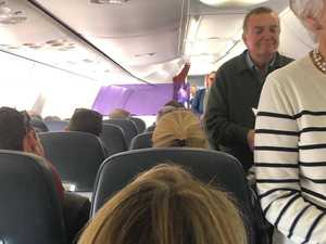 'Ridiculous': Passenger's shock over packed flights