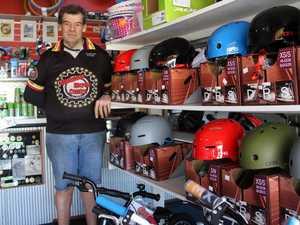 Bike frenzy hits Gladstone as store sells 150+