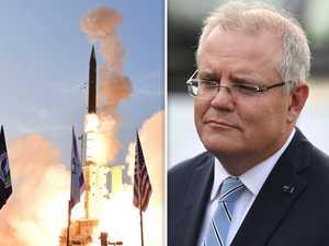 ScoMo goes ballistic: Australia splashes out on new weapons