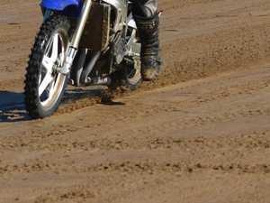 Teen dirt bike rider hospitalised after crash