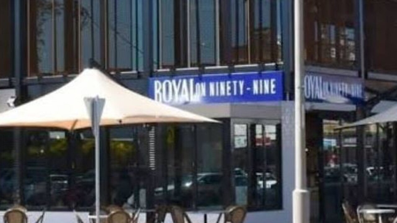 Royal on Ninety-Nine handed $7000 fine for not complying with public health directions over the weekend.