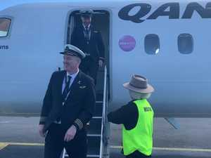 Qantas returns to Ballina