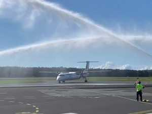 Qantas Link lands in Ballina