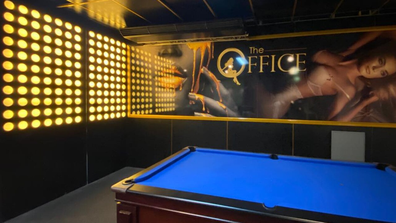 FIRST LOOK: The Office upstairs at MiePlace Nightclub has undergone substantial renovations as they prepare to fully reopen.