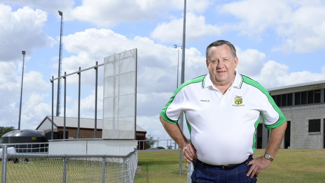 Leading cricket and school sport administrator Ray Leschke. Picture: Rob Williams