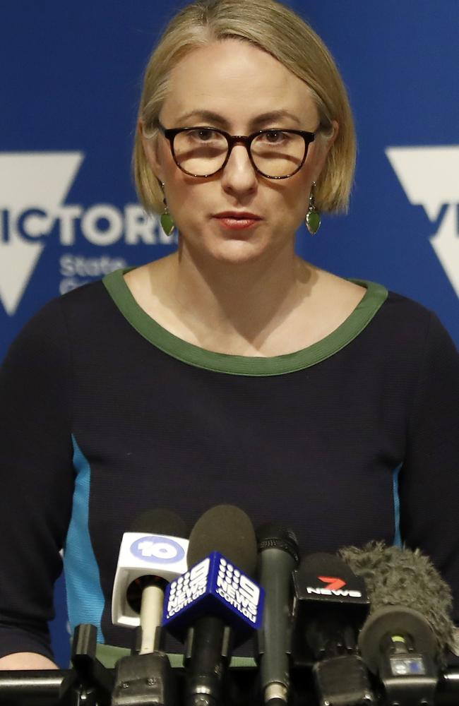 Victorian Deputy Chief Health Officer Dr Annaliese van Diemen implored Victorians to agree to testing. Picture: Getty Images.