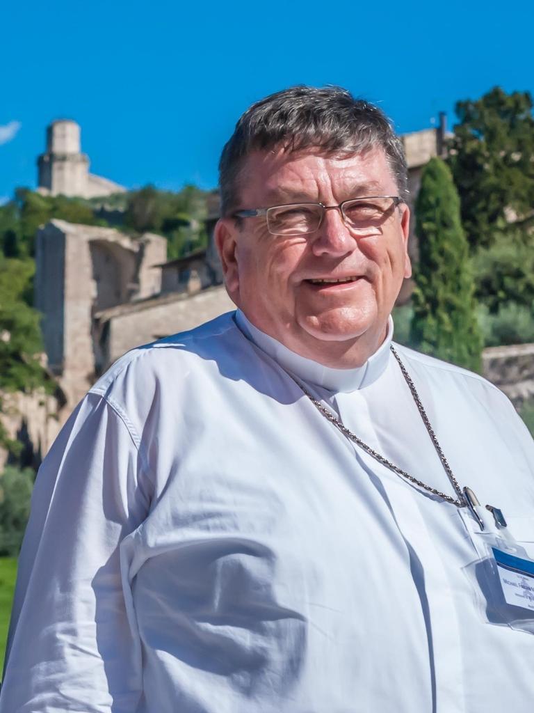 Bishop Michael McCarthy.