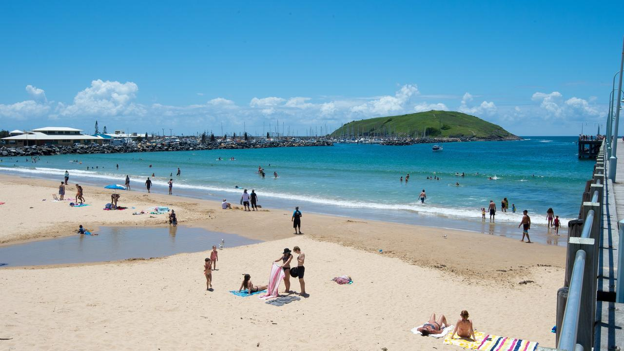 Tourists normally escape to Coffs for the warmer weather at this time of the year, says Section Leader Industry and Destination Development, Fiona Barden. Photo: Trevor Veale