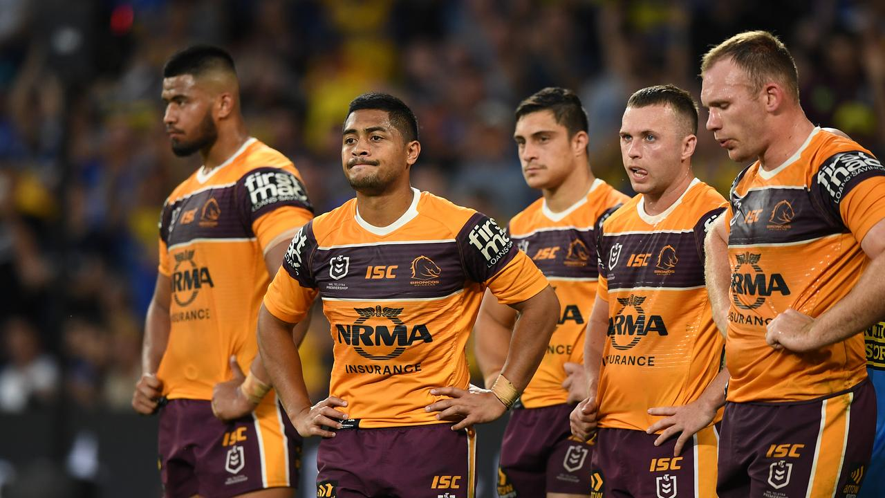 These are the reasons behind the Broncos' dramatic fall from one of Australia's top sporting franchises to NRL cellar-dwellers.