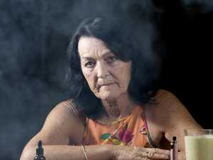 Pot-smoking granny heads grassroots cannabis party
