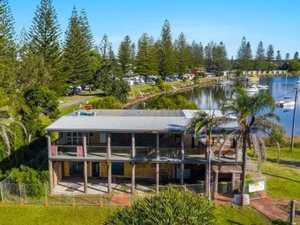 Yamba's waterfront icon up for sale