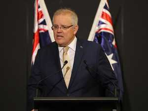 'We'll never surrender': PM's war threat