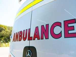 Chopper deployed after children injured in explosion